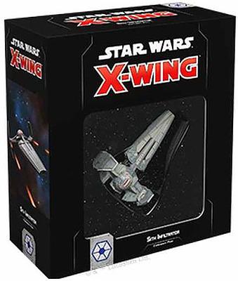Einfach und sicher online bestellen: Star Wars X-Wing 2 Ed. Sith-Infiltrator in Österreich kaufen.