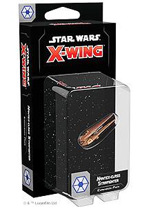 Einfach und sicher online bestellen: Star Wars X-Wing 2 Ed. Sternenjäger der Nantex in Österreich kaufen.