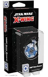 Einfach und sicher online bestellen: X-Wing 2 Ed. SRP-Droidenkanonenboot in Österreich kaufen.