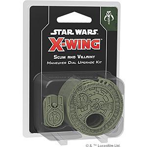 Einfach und sicher online bestellen: Star Wars X-Wing 2 Ed. Maneuver Dial Ugrade in Österreich kaufen.