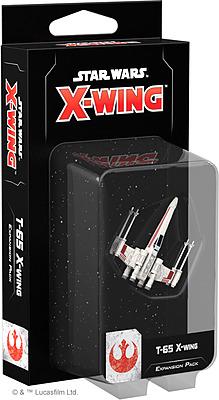 Einfach und sicher online bestellen: Star Wars X-Wing 2 Ed. T-65-X-Flügler in Österreich kaufen.