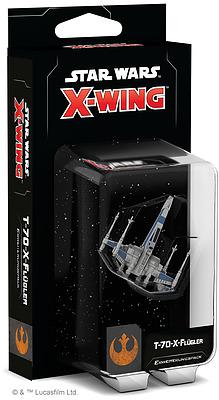 Einfach und sicher online bestellen: Star Wars X-Wing 2 Ed. T-70-X-Flügler in Österreich kaufen.