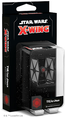 Einfach und sicher online bestellen: Star Wars X-Wing 2 Ed. TIE/eo-Jäger in Österreich kaufen.