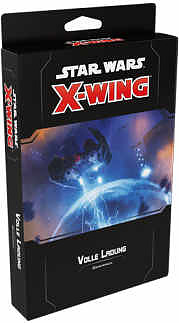 Einfach und sicher online bestellen: X-Wing 2 Edition: Volle Ladung in Österreich kaufen.