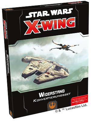 Einfach und sicher online bestellen: Star Wars X-Wing 2 Ed. Widerstand in Österreich kaufen.