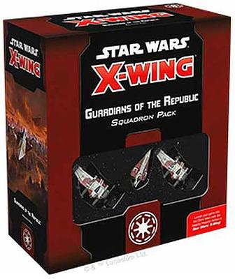 Einfach und sicher online bestellen: Star Wars X-Wing 2 Ed. Wächter der Republik in Österreich kaufen.