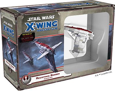 Einfach und sicher online bestellen: Star Wars X-Wing - Bomber des Widerstands in Österreich kaufen.