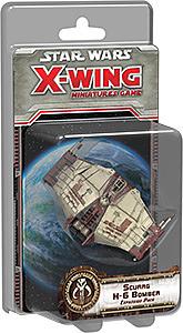 Einfach und sicher online bestellen: Star Wars X-Wing - Scurrg H-6 Bomber Erweiterung in Österreich kaufen.