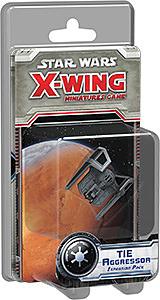 Einfach und sicher online bestellen: Star Wars X-Wing - TIE Aggressor Erweiterung in Österreich kaufen.