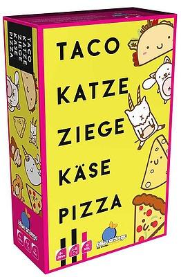 Einfach und sicher online bestellen: Taco Cat Goat Cheese Pizza in Österreich kaufen.
