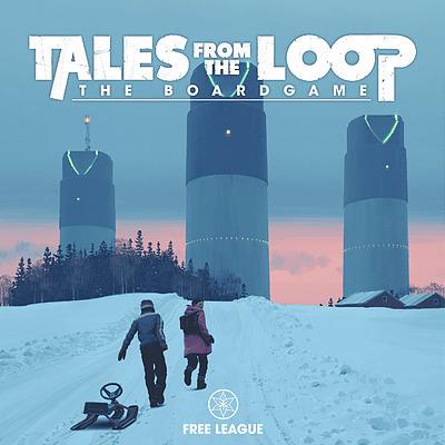 Einfach und sicher online bestellen: Tales form the Loop The Board Game (Englisch) in Österreich kaufen.
