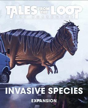 Einfach und sicher online bestellen: Tales form the Loop Invasive Species (Englisch) in Österreich kaufen.