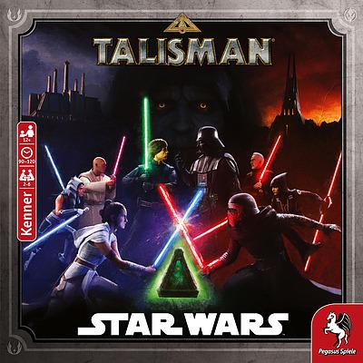 Einfach und sicher online bestellen: Talisman: Star Wars Edition in Österreich kaufen.