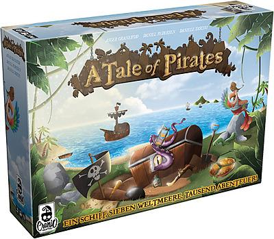 Einfach und sicher online bestellen: A Tale of Pirates in Österreich kaufen.