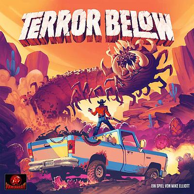 Einfach und sicher online bestellen: Terror Below in Österreich kaufen.