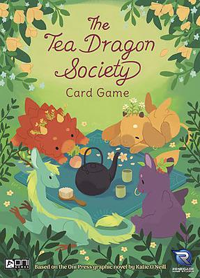 Einfach und sicher online bestellen: The Tea Dragon Society in Österreich kaufen.