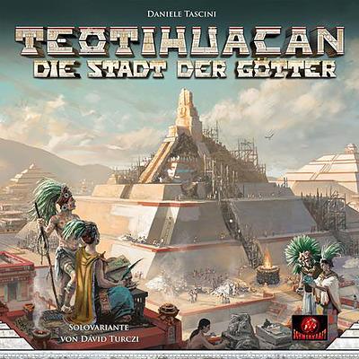 Einfach und sicher online bestellen: Teotihuacan: Die Stadt der Götter in Österreich kaufen.