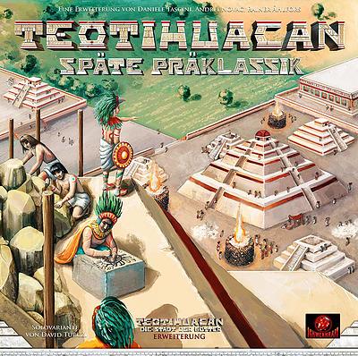 Einfach und sicher online bestellen: Teotihuacan: Späte Präklassik in Österreich kaufen.