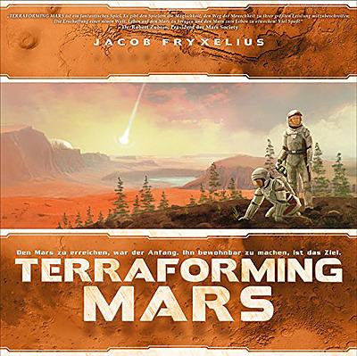 Einfach und sicher online bestellen: Terraforming Mars in Österreich kaufen.
