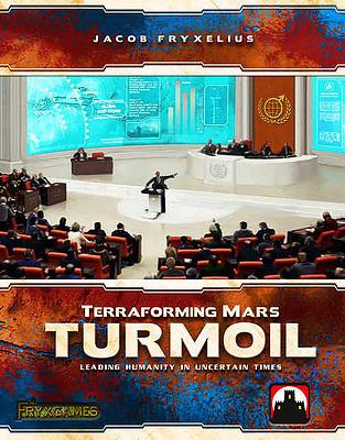 Einfach und sicher online bestellen: Terraforming Mars - Turmoil (Englisch) in Österreich kaufen.