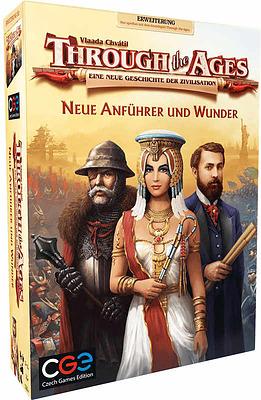 Einfach und sicher online bestellen: Through the Ages - Neue Anführer und Wunder in Österreich kaufen.