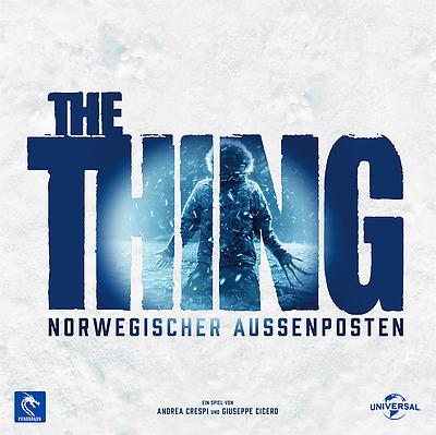 Einfach und sicher online bestellen: The Thing - Norwegische Außenposten in Österreich kaufen.