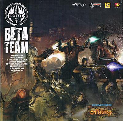 Einfach und sicher online bestellen: The Others: Beta Team Box in Österreich kaufen.
