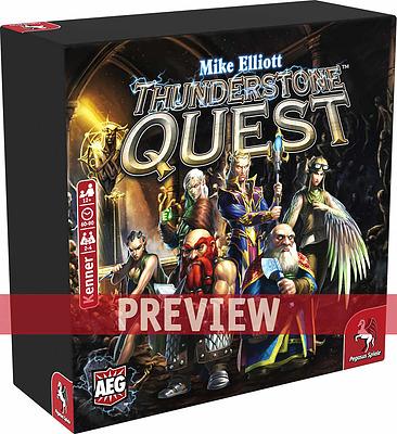 Einfach und sicher online bestellen: Thunderstone Quest in Österreich kaufen.