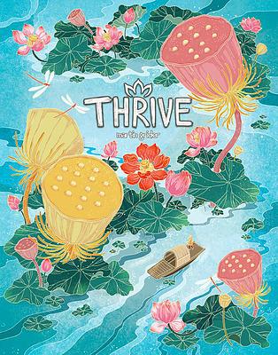 Einfach und sicher online bestellen: Thrive (Englisch) in Österreich kaufen.