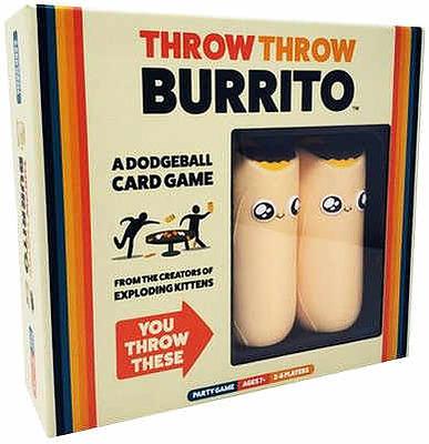 Einfach und sicher online bestellen: Throw Throw Burrito in Österreich kaufen.