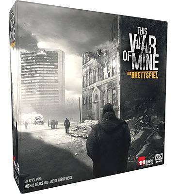 Einfach und sicher online bestellen: This War of Mine: Das Brettspiel in Österreich kaufen.