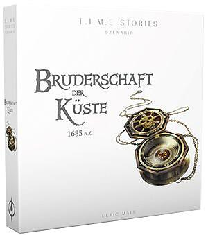 Einfach und sicher online bestellen: T.I.M.E Stories - Bruderschaft der Küste in Österreich kaufen.