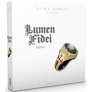 Einfach und sicher online bestellen: T.I.M.E Stories - Lumen Fidei in Österreich kaufen.