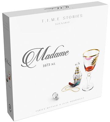 Einfach und sicher online bestellen: T.I.M.E Stories - Madame in Österreich kaufen.
