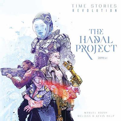 Einfach und sicher online bestellen: T.I.M.E Stories Revolution - Das Hadal Projekt in Österreich kaufen.