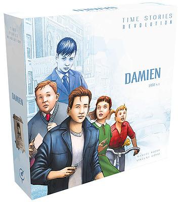 Einfach und sicher online bestellen: T.I.M.E Stories Revolution - Szenario Damien in Österreich kaufen.