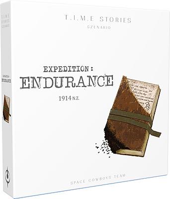 Einfach und sicher online bestellen: T.I.M.E Stories - Die Endurance Expedition in Österreich kaufen.