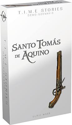 Einfach und sicher online bestellen: T.I.M.E Stories - Santo Tomàs de Aquino in Österreich kaufen.