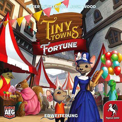 Einfach und sicher online bestellen: Tiny Towns: Fortune in Österreich kaufen.