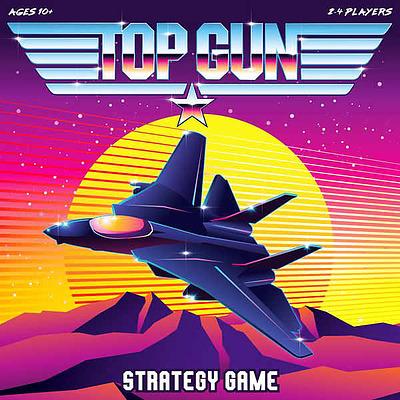 Einfach und sicher online bestellen: Top Gun Strategy Game (Englisch) in Österreich kaufen.