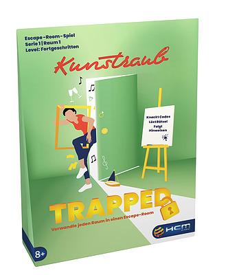Einfach und sicher online bestellen: Trapped - Der Kunstraub in Österreich kaufen.