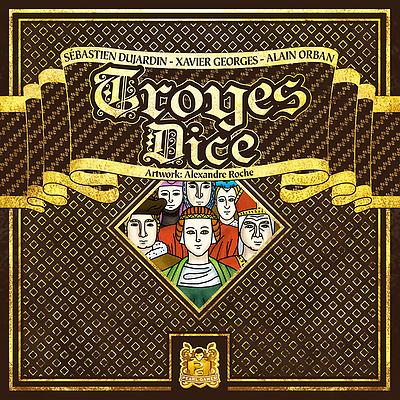 Einfach und sicher online bestellen: Troyes Dice in Österreich kaufen.