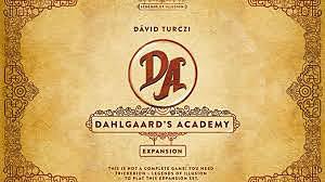 Einfach und sicher online bestellen: Trickerion - Dahlgaards Academy in Österreich kaufen.