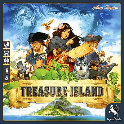 Einfach und sicher online bestellen: Treasure Island in Österreich kaufen.