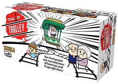Einfach und sicher online bestellen: Trial by Trolley in Österreich kaufen.