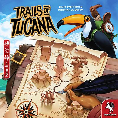 Einfach und sicher online bestellen: Trails of Tucana in Österreich kaufen.