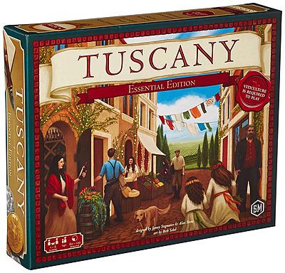 Einfach und sicher online bestellen: Tuscany Essential Edition in Österreich kaufen.