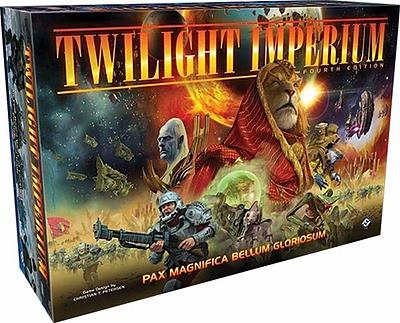 Einfach und sicher online bestellen: Twilight Imperium 4. Edition in Österreich kaufen.