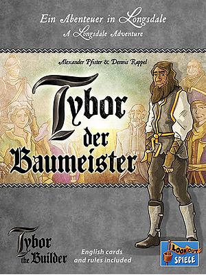 Einfach und sicher online bestellen: Tybor der Baumeister in Österreich kaufen.