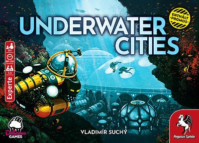 Einfach und sicher online bestellen: Underwater Cities in Österreich kaufen.